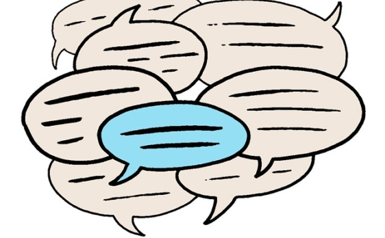 increase the number of online reviews: many speech bubbles